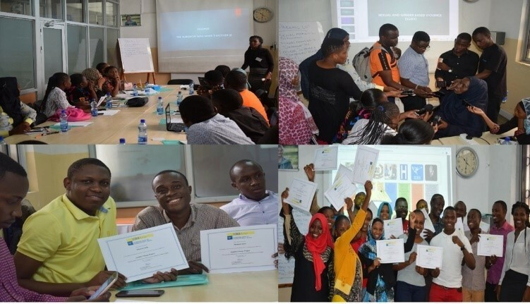 Sexual and gender-based violence Sensitization Workshop with media persons