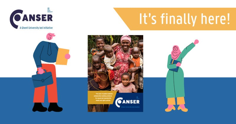 ANSER publication announcement: 'Five years of global academic collaboration building evidence for sexual and reproductive health and rights policies'