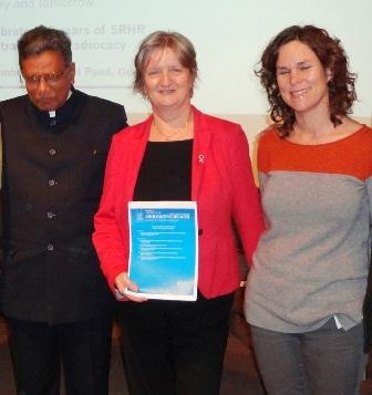 Launch of special Journal of Adolescent Health Supplement