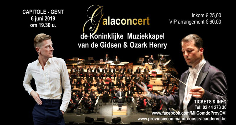 Gala concert to the benefit of the Marleen Temmerman Fund