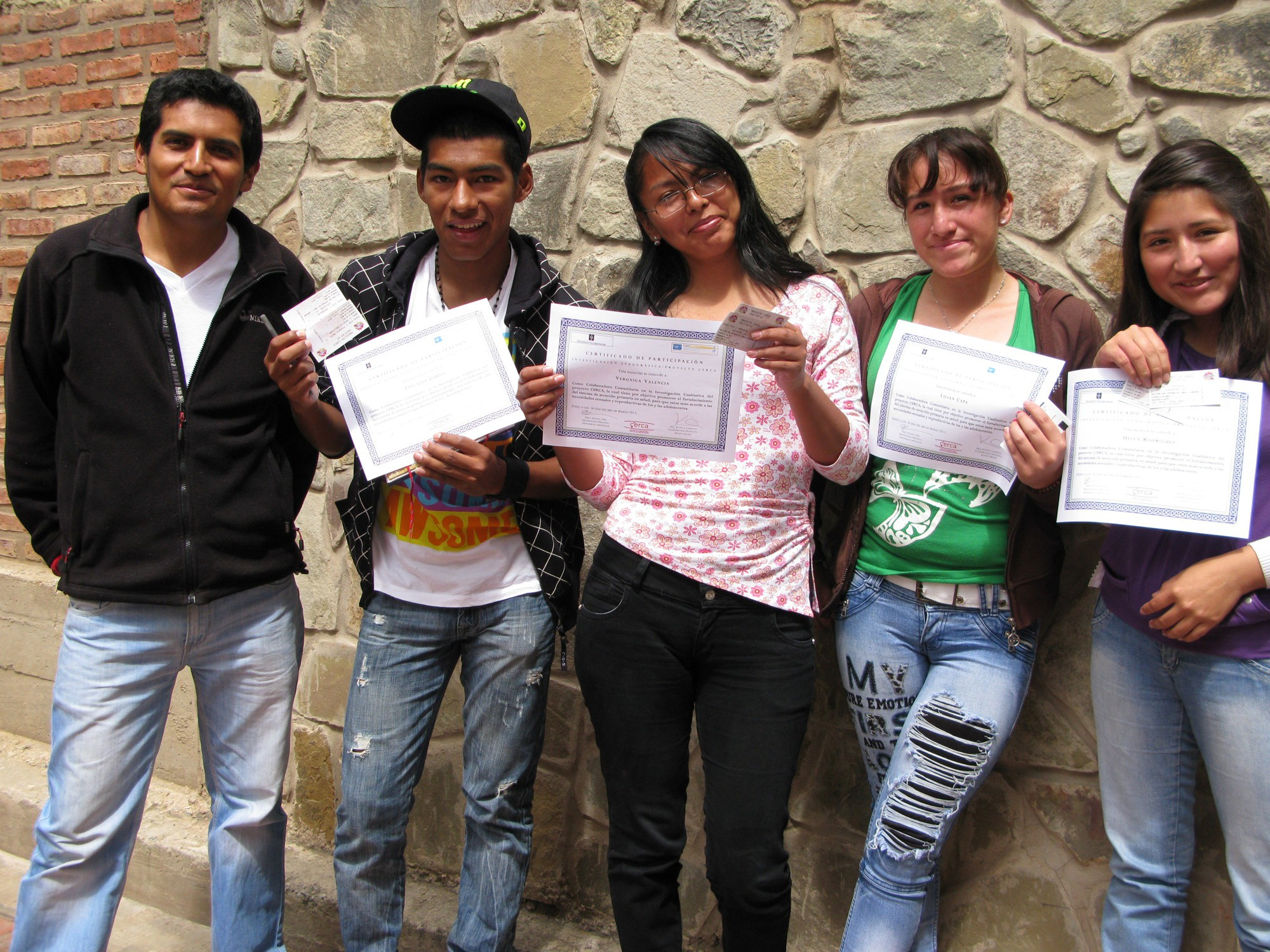 CERCA, Community-embedded reproductive health care for adolescents in Latin America